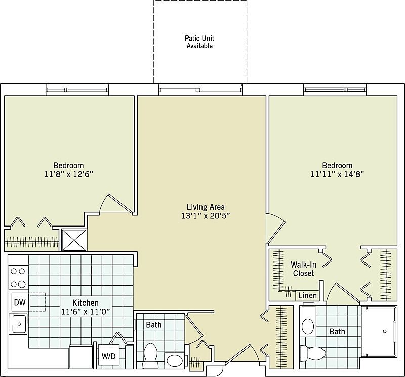 The Hastings Interactive Floor Plan
