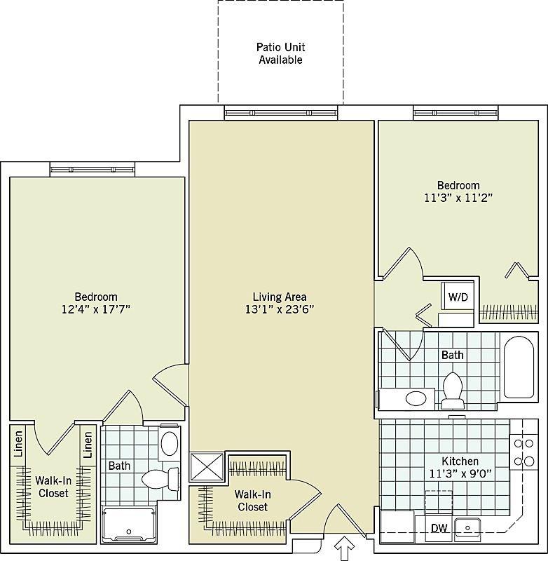 The Oxford Interactive Floor Plan