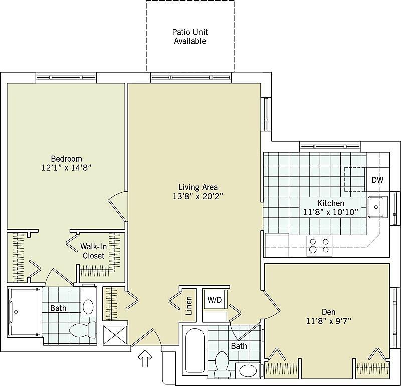 The Jackson Interactive Floor Plan